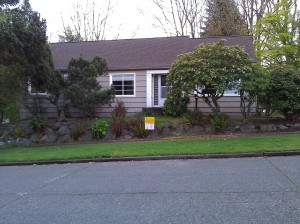 House to be demolished on NE68th, one block from NE Library