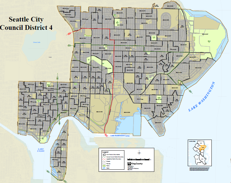 District 4 City Council Candidate Debate October 14 ...