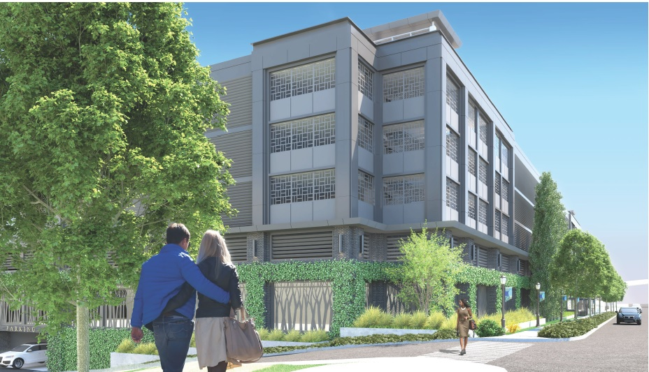 Design For University Village Garage On 25th Ave Ne Approved By